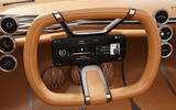 Hyundai Mint concept - steering wheel
