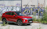 3 star Mitsubishi Eclipse Cross
