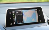 Mitsubishi Eclipse Cross infotainment system