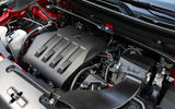 Mitsubishi Eclipse Cross engine bay