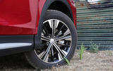 Mitsubishi Eclipse Cross alloy wheels