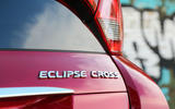 Mitsubishi Eclipse Cross badging