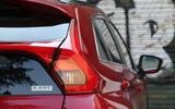 Mitsubishi Eclipse Cross rear spoiler