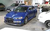 Mitsubishi SVO