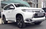 Mitsubishi Shogun Sport spotted in the UK