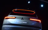 tsubishi Engelburg Tourer Geneva stand - rear lights