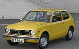Honda Civic Mk1