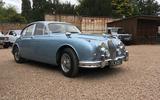 1965 Jaguar Mk II 3.8