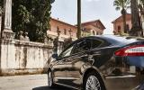 Ford Mondeo Vignale side