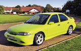 Ford Mondeo Citrine