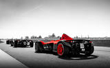 2020 BAC Mono One - red rear