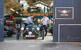 Factory tours UK
