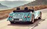 2020 Morgan Plus Four - rear