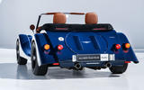 2020 Morgan Plus Four - static rear