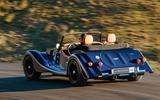 2020 Morgan Plus Four - rear 3/4