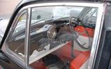 Morris Minor interior