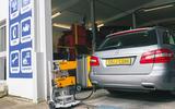 Motest car testing - lead