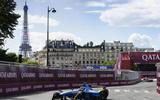 Sebastien Buemi Formula E Paris 2017