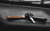 Peugeot car key