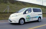 Nissan e-Bio fuel cell concept