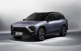 Nio ES8 electric SUV