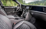 Bentley Mulsanne Speed interior