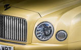 Bentley Mulsanne Speed headlights