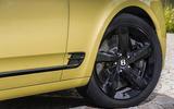 21in Bentley Mulsanne Speed alloys