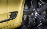 Bentley Mulsanne Speed decals