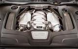 6.75-litre V8 Bentley Mulsanne Speed engine