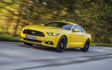 Ford to launch hybrid Mustang