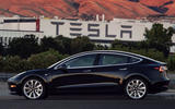 First production Tesla Model 3