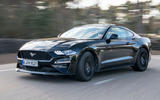 Ford Mustang GT 5.0 V8 automatic
