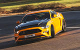 Sutton Mustang CS800 2019 UK first drive review - otr front