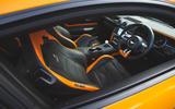 Sutton Mustang CS800 2019 UK first drive review - cabin