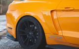 Sutton Mustang CS800 2019 UK first drive review - alloy wheels