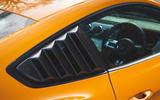 Sutton Mustang CS800 2019 UK first drive review - side slats