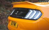 Sutton Mustang CS800 2019 UK first drive review - rear lights
