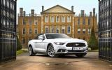 3.5 star Ford Mustang convertible