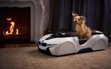 BMW dDrive dog basket