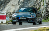 Mazda MX-5 Skyactiv-G 2.0 2018 first drive review close-up