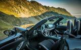 Mazda MX-5 Skyactiv-G 2.0 2018 first drive review cabin