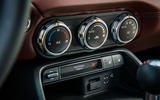 Mazda MX-5 Skyactiv-G 2.0 2018 first drive review climate control
