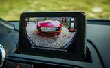 Mazda MX-5 Skyactiv-G 2.0 2018 first drive review reversing camera