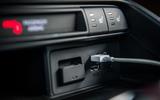 Mazda MX-5 Skyactiv-G 2.0 2018 first drive review USB port