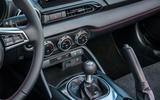 Mazda MX-5 Skyactiv-G 2.0 2018 first drive review centre console
