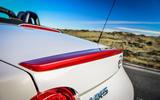 Mazda MX-5 Icon rear spoiler
