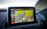 Mazda MX-5 Icon infotainment system