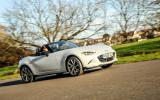 £24,295 Mazda MX-5 Recaro Sport