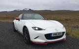 Mazda MX-5 Icon in Iceland: live blog